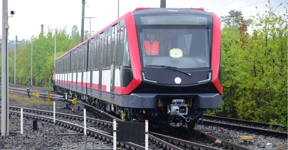 Metro G1 pro Norimberk. Foto: VAG
