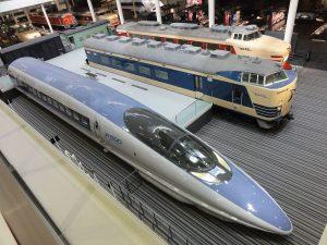 Železniční muzeum v Kjótu. By Rsa - Own work, CC BY-SA 3.0, https://commons.wikimedia.org/w/index.php?curid=48640338