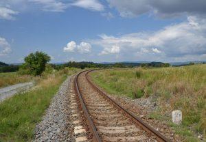 Trať 290 v úseku Šumperk - Libina. Pramen: Správa železnic