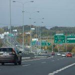 Pražský okruh u Černého Mostu. Foto: Aktron / Wikimedia Commons