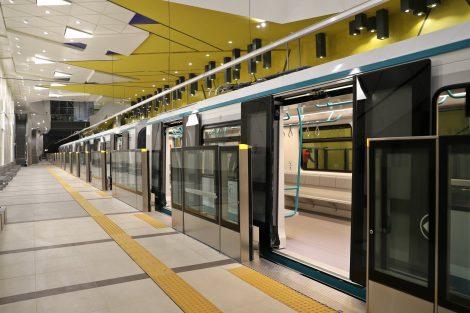 Nová linka 3 sofijského metra. Vlaky dodal Siemens. Pramen: Metropolitan Sofia