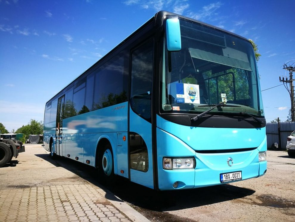 Autobus Irisbus Arway. Foto: United Buses