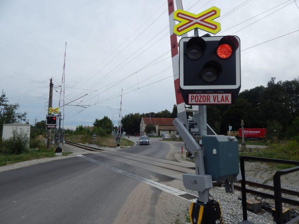 Přejezd, ilustrační foto. Autor: Zdopravy.cz/Jan Šindelář