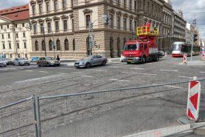 Karlovo náměstí po úpravách. Foto: TSK