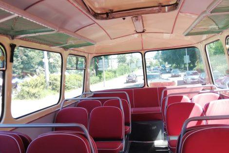 Autobus Škoda 706 RTO pro DPMB