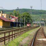 Nádraží Kutná Hora. Pramen: Správa železnic