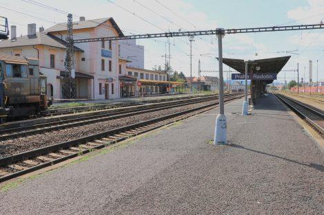 Stanice Radotín se kompletně promění. Pramen: Správa železnic