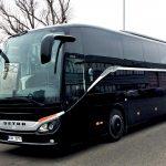 Dálkový autobus Setra. Pramen: United Buses