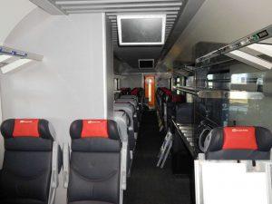 Vůz ARmpee 832 po modernizaci. Foto: České dráhy