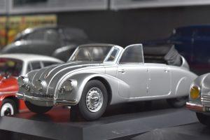 Brno, muzeum modelů aut. Autor: Vlastimil Kučera