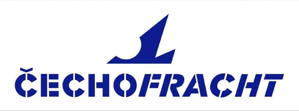 Značka Čechofracht. Pramen: PKP Cargo Intenational