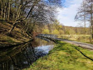 Cyklostezka Odra - Nisa podél Nisy mezi Chrastavou a Bílým Kostelem. Foto: Jan Sůra / Zdopravy.cz