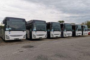 Nové autobusy Iveco Crossway pro ČSAD BUS Uherské Hradiště. Foto: Zliner