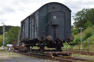 Železniční muzeum Frýdlantských okresních drah. Foto: Vlastimil Kučera