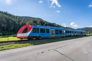 Alstom Coradia iLint. Foto: ÖBB