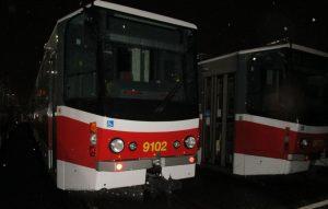 První rekonstruované tramvaje KT8D5.RN2P z Miškolce v barvách DPP
