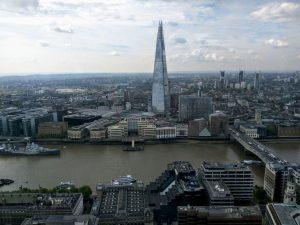 London Bridge (vpravo) v Londýně. Foto: Jan Sůra / Zdopravy.cz