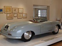 Muzeum Ferdinanda Porsche. Foto: Vlastimil Kučera