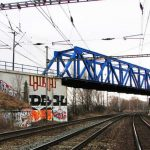 Starý most na Dluhonické spojce. Pramen: Moravia Consult Olomouc