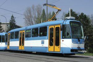 Tramvaj T3R.EV. Foto: Dopravní podnik Ostrava
