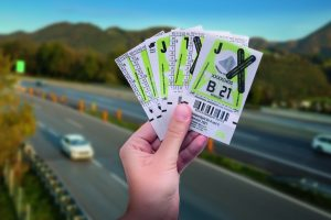Rakouské dálniční kupony pro rok 2021. Pramen: Asfinag