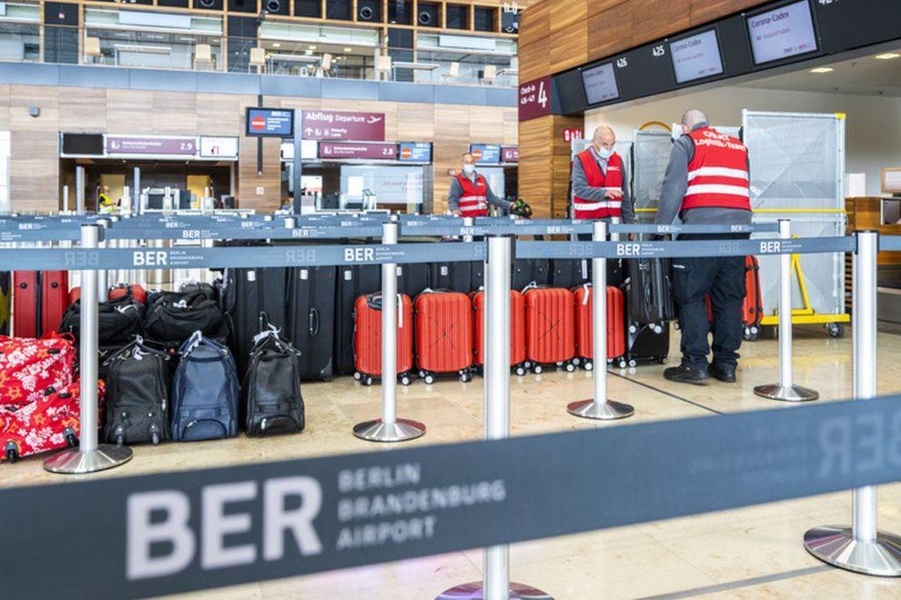 Letiště Willyho Brandta. Foto: BER