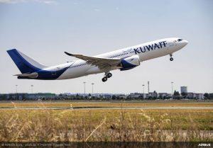 Airbus A330-800 společnosti Kuwait Airways. Foto: Airbus