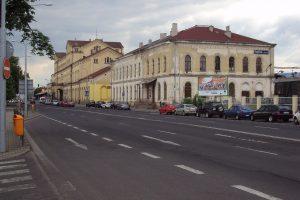 Budova nádraží Teplice. Autor: Zákupák – Vlastní dílo, Volné dílo, https://commons.wikimedia.org/w/index.php?curid=15342646
