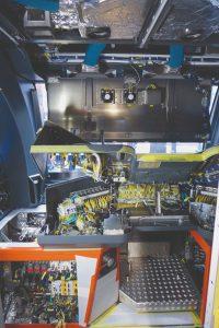 Hybridní ohon umožní jednotkám jezdit v síti OŽ i TEŽ. Pramen: ZSSK