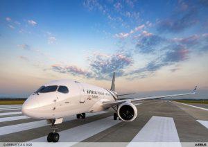 ACJTwoTwenty. Foto: Airbus