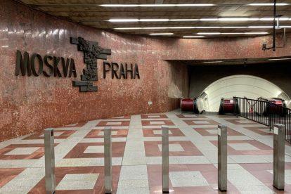 Vestibul Na Knížecí. Foto: Aneta Řehková / DPP