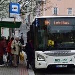 Autobus BusLine MHD Jablonecko v Jablonci nad Nisou. Foto: FB Jablonce nad Nisou