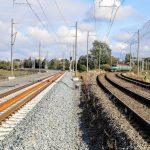 Modernizace Dluhonické spojky. Foto: Správa železnic
