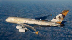 Airbus A380 v barvách Etihad Airways. Foto: Etihad Airways