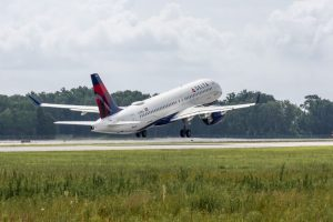 Airbus A220-300 v barvách Delta Air Lines. Foto: Airbus