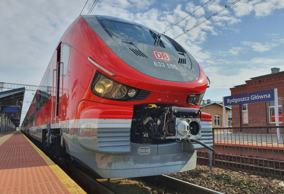 Pesa Link pro DB Regio. Foto: Pesa