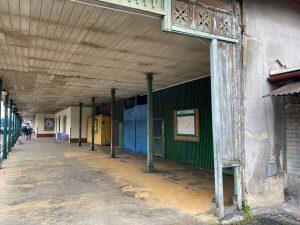 Mladá Boleslav hlavní nádraží. Foto: Jan Novotný