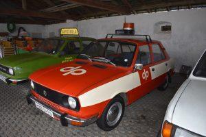 Muzeum autíček Příseka. Foto. Vlastimil Kučera