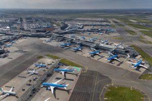 Letiště Schiphol v Amsterdamu. Foto: Schiphol.nl
