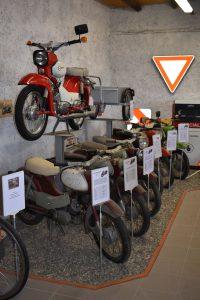 Simson Muzeum v Žabovřeskách nad Ohří. Foto: Vlastimil Kučera