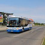 Autobus ČSAD Slaný. Foto: PID
