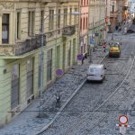 Oprava Solní ulice. Foto: A. Jarošová / Plzeň