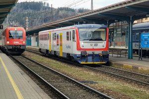 Provoz v železniční stanici Česká Třebová. Foto: Jan Sůra / Zdopravy.cz