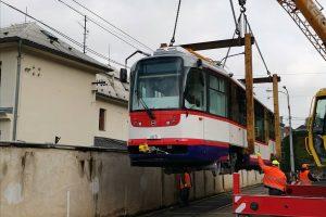 Nová tramvaj Vario LFR v Olomouci. Foto: DPMO
