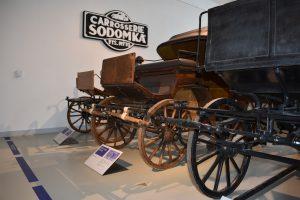 Muzeum českého karosářství Vysoké Mýto. Foto: Vlastimil Kučera