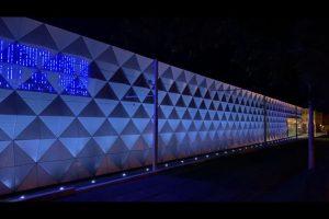 Vizualizace běžného osvětlení haly v Pisárkách. Foto: DPMB