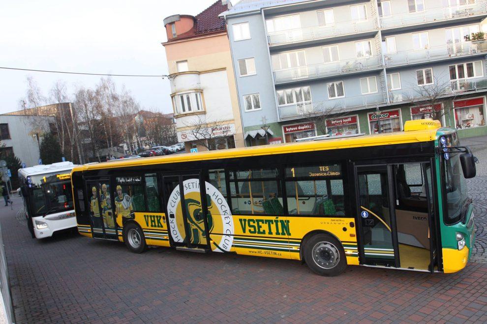 MHD ve Vsetíně. Foto: FB Městského úřadu ve Vsetíně
