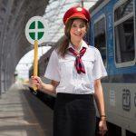 Výpravčí. Foto: Správa železnic