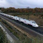 Nový úsek španělské rychlotrati Zamora - Pedralba. Foto: Adif
