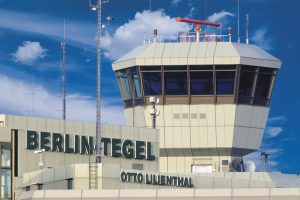 Letiště Berlín - Tegel. Foto: Flughafen Berlin